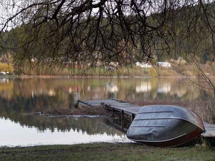 Boat at Rest