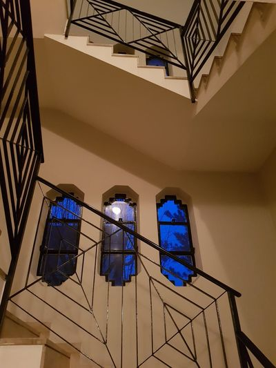 Windows And Walls Windows And Light Windows And Sky Windows And Stairs Windows Spiral Staircase City Architecture Built Structure Sky Stairs