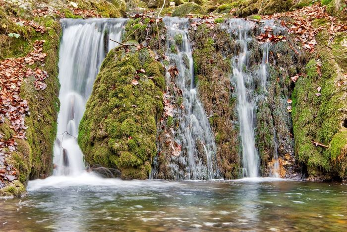 Vacations Freshness Outdoors Day Travel Destinations Beauty Tree Beauty In Nature No People Long Exposure Nature Scenics Water Motion Waterfall