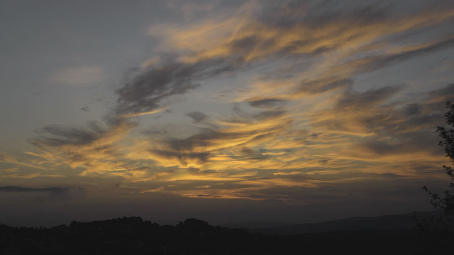 Atardecer Nubes