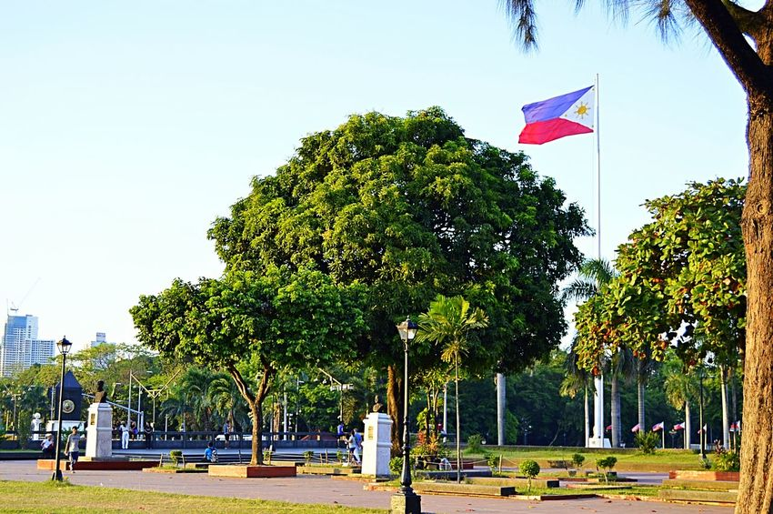 Postcard. Rizal Park, a beautiful national park in the middle of the capital city and region, with the largest Flag of the Philippines flown high. It's More Fun in the Philippines! Park EyeEm Best Shots Eyeem Philippines Snoworld.one/bestshot Philippines Nature Patriotism Flag Cultures National Icon National Flag Independence Identity Summer Exploratorium The Great Outdoors - 2018 EyeEm Awards The Traveler - 2018 EyeEm Awards The Architect - 2018 EyeEm Awards
