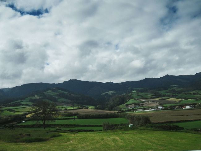 Sao Miguel- Azores Landscape_photography Land And Sky Mountains Mountains And Sky São Miguel - Açores