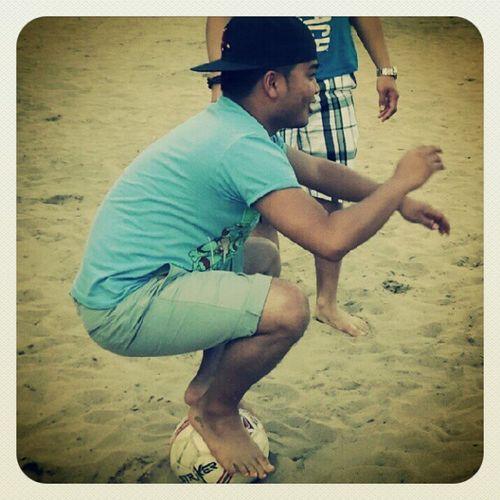 Asianpose x Soccerball = Nextlevelshit