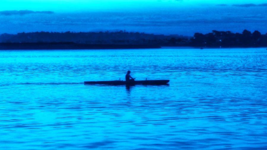 Blue Dawn San