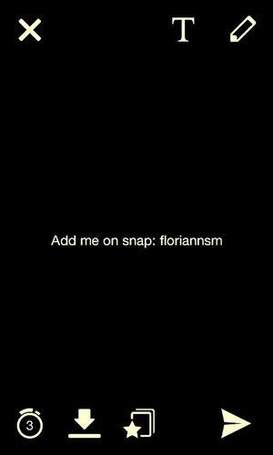 Snap Snap Photo Snap Chat Snapchat