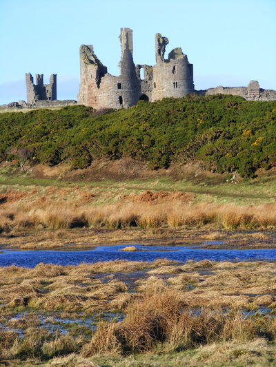 Architecture Built Structure Castle Castle Ruin Castle Ruins Castles Dunstanburgh Dunstanburgh Castle Dunstanburghcastle Historic Building Historic Northumberland Historical Building History Idyllic Idyllic Scenery North East Coast Northumberland Coastline Northumberland History Sky
