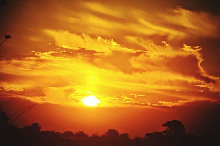Sunset Beautiful Sunset Summer Atardecer Clouds And Sky
