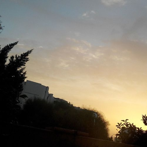 No_filtre Sky Sun_rise Happy_morning bonjour bon_weekend october