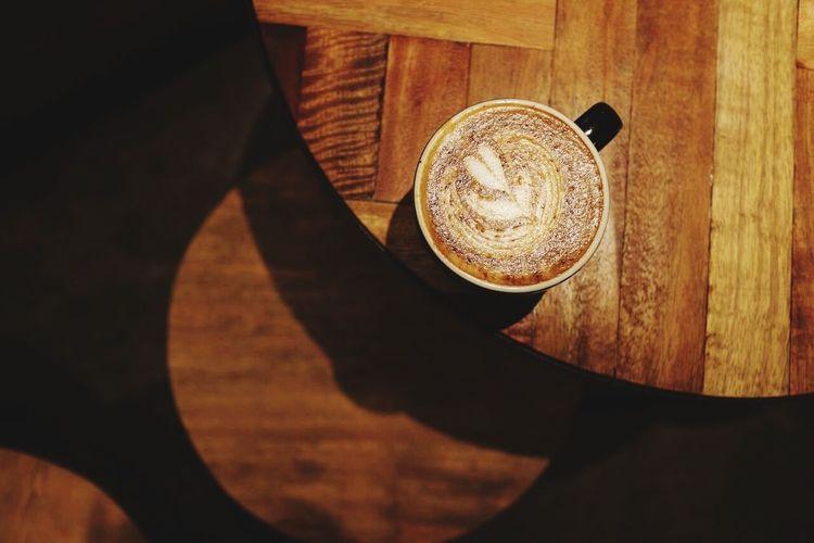 daily dose Baristadiary Barista Freepour IPhoneography Coffee EyeEm Best Shots Eyeem Coffee Jakarta INDONESIA