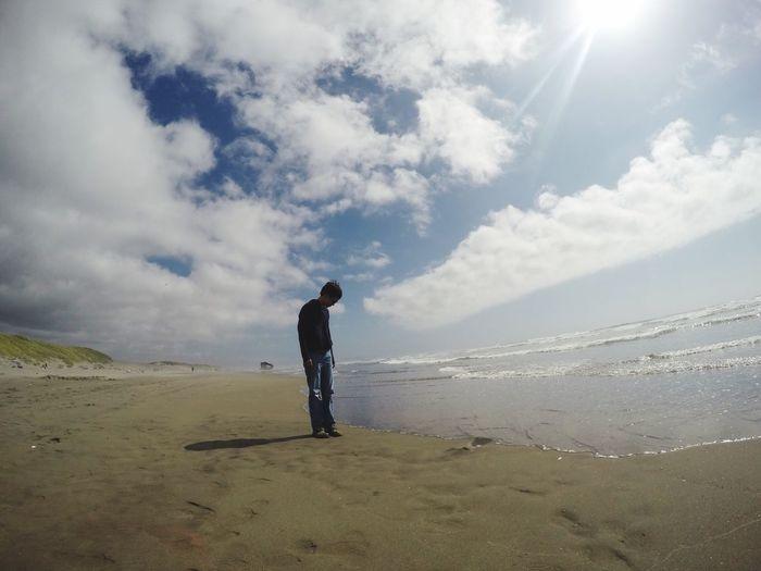 Peteriredale ⚓️shipwreck Fortstevens Astoria Summer ☀ GoPro Hero 4
