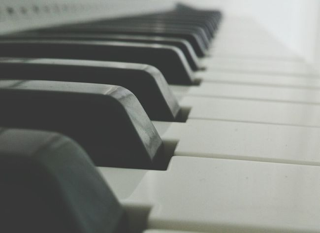 What Does Music Look Like To You? Piano!!