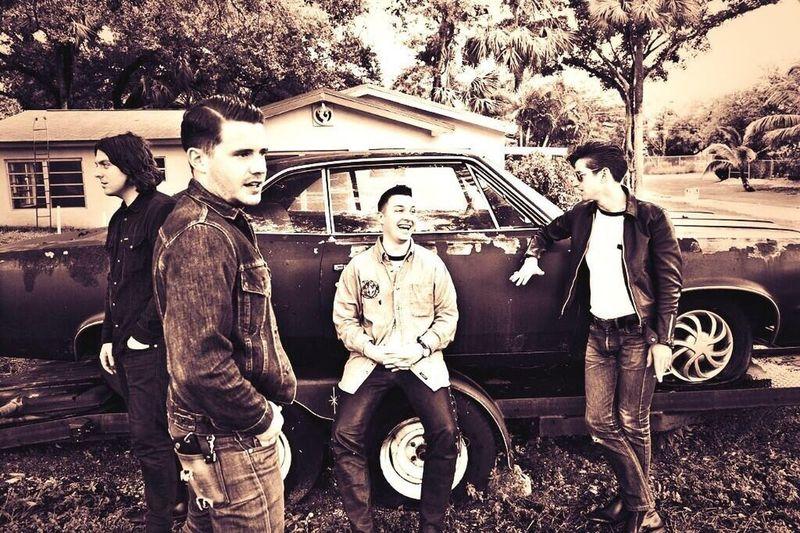 Vi amo troppo. Arctic Monkeys