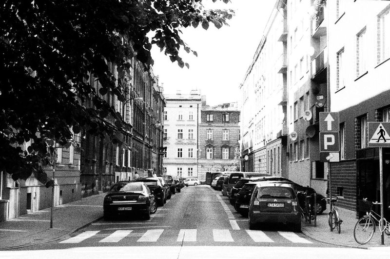 Krakow 35mm Camera Black And White Xenit Ttl First Eyeem Photo 2016 August