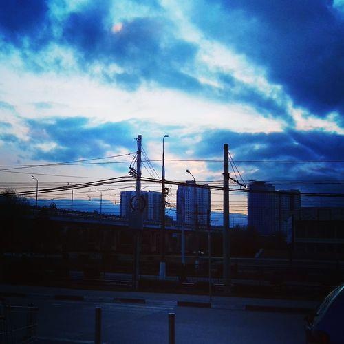 VolgogradCity Cloud - Sky Night