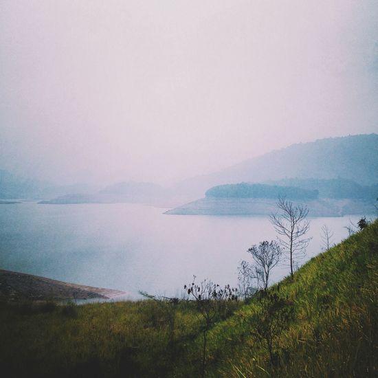 The Environmentalist – 2014 EyeEm Awards Haze Lake Nature
