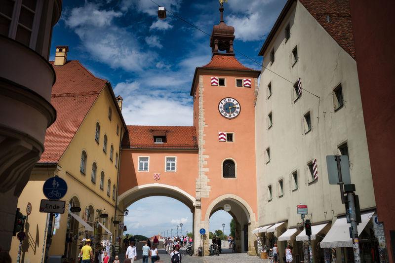 Altstadt Clock