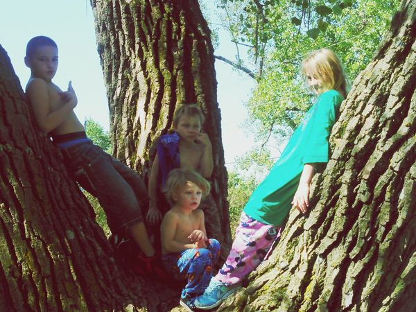 Hanging Out Outdoor Activities Taking Photos Enjoying Life Tree Huggers Family Time