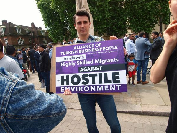 Anti Hostile environment protest. Parliament. London. 06/06/2018 Zuiko London News Olympus Steve Merrick Stevesevilempire Parliament Conservative Party Politics And Government Immigration Protest Immigrant Rights Protest Protest Protesters Hostile Environment Text Group Of People Western Script Men Large Group Of People Communication Crowd