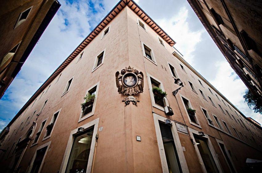 Geometric Shapes Roma Rome Italy Traveling Travel Travelling EyeEm Best Shots DmitryBarykin