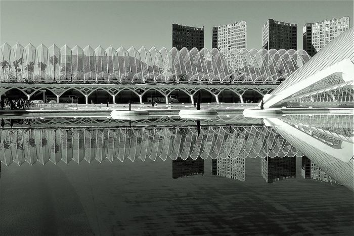 Architecture Building Exterior Built Structure City Day No People Outdoors Reflection Sky Water Waterfront