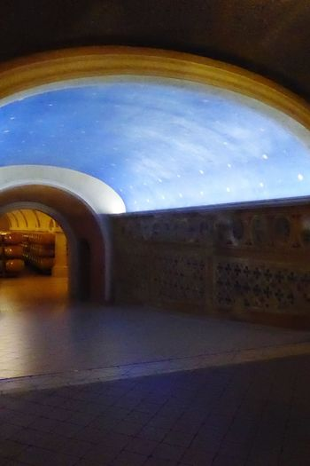 Wine Country Starry Starry Night Detail In Decor Time For Wine Wine On The Way Wine Wineyard Popular Place Italy🇮🇹 Wine Cellar Wine Cask Wine Barrels Wineglass Wine moments Wine Tasting No People Transportation Architecture Nature Arch Blue Indoors  Built Structure Night Travel Star - Space