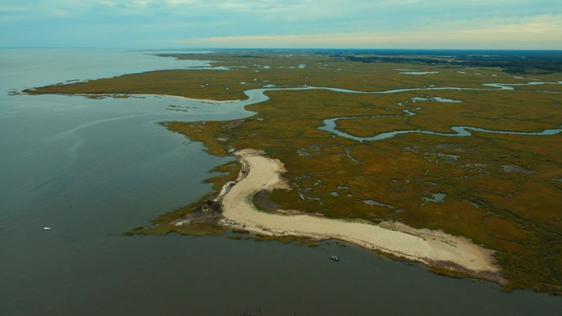 Aerial shot looking NW over the Delaware Bay showing the shoreline and coastal marshes. This was taken at Fortescue NJ Aerial Shot Coastal Life DJI Phantom 3 Drone  New Jersey South Jersey Aerial Aerial View Beauty In Nature Coastal Feature Day Dji Drone Photography Garden State Landscape Nature New Jersey Photography No People Outdoors Scenics Shoreline Sky Tranquil Scene Tranquility Water