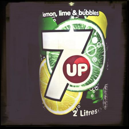 Never offer your lady 7 up in the bedroom. It will only ruin the night and make her turn over ;-)