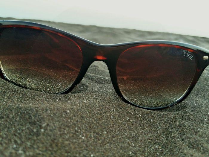 Beach Sand Seaside Glares Sunglasses Photography Glasses