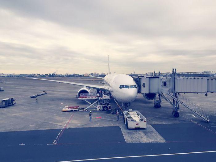 Boarding Hello World Hi!