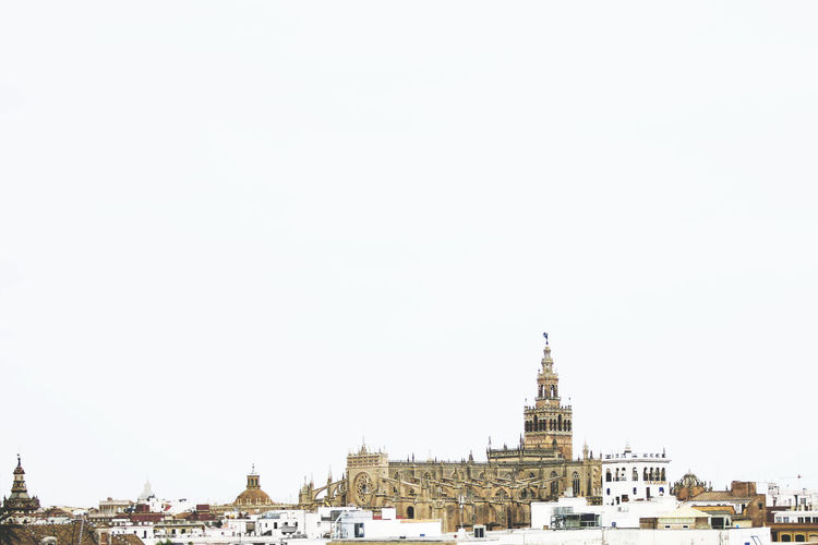 Minimal Minimalism Minimalist No People Old Buildings Outdoors Sevilla SPAIN Travel Travel Destinations