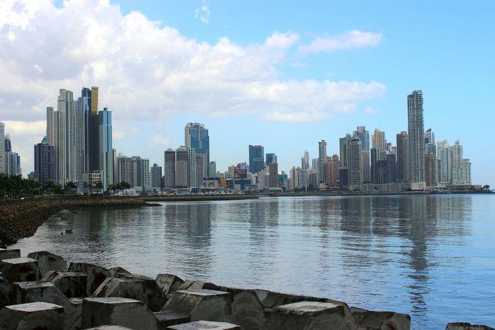 Panamá Cinta Costera Sea And Sky Sea View Edificios Metropolitan Metropolis