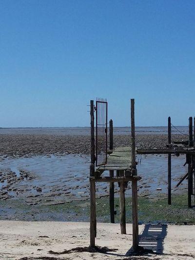 Beatch Pêcherie Barriere Seaside