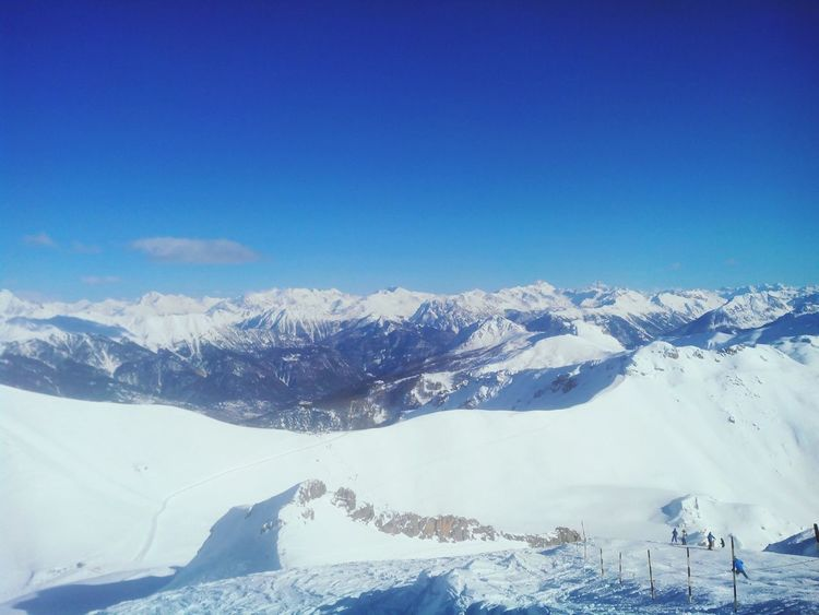 Snow ❄ Holidays Ski Perfect EyeEm Nature Lover Serre Chevalier