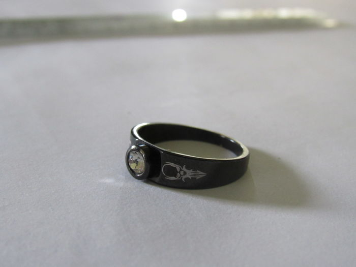 A Friend's Ring!! No Edits No Filters Ring White Background Drafting