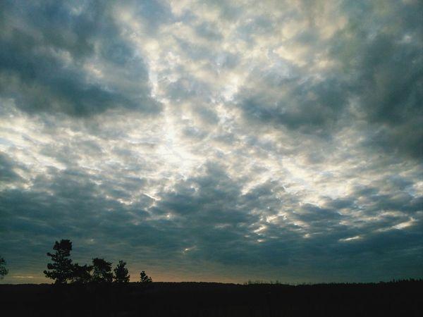 Beautiful Sky Cloudporn