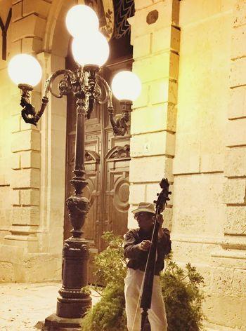 People Watching Live Music Musician Music EyeEm Best Shots Walking Around The City  Night Lights Street Art Artistic Artist Ortigia By Night Duomo - Ortigia
