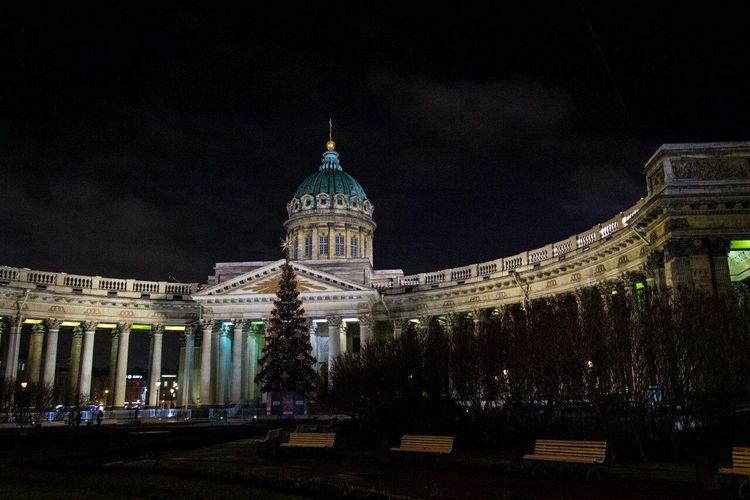 казанскийсобор архитектура Architecture Saint Petersburg