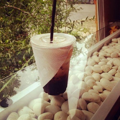 Chilling Taking Photos Coffee Hi! Coffee break! ☕