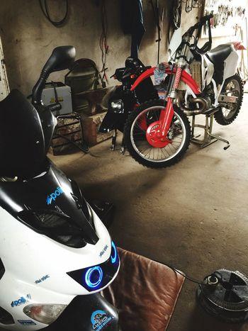 Aprilia Honda Cr Yamaha Bws Enjoying Life