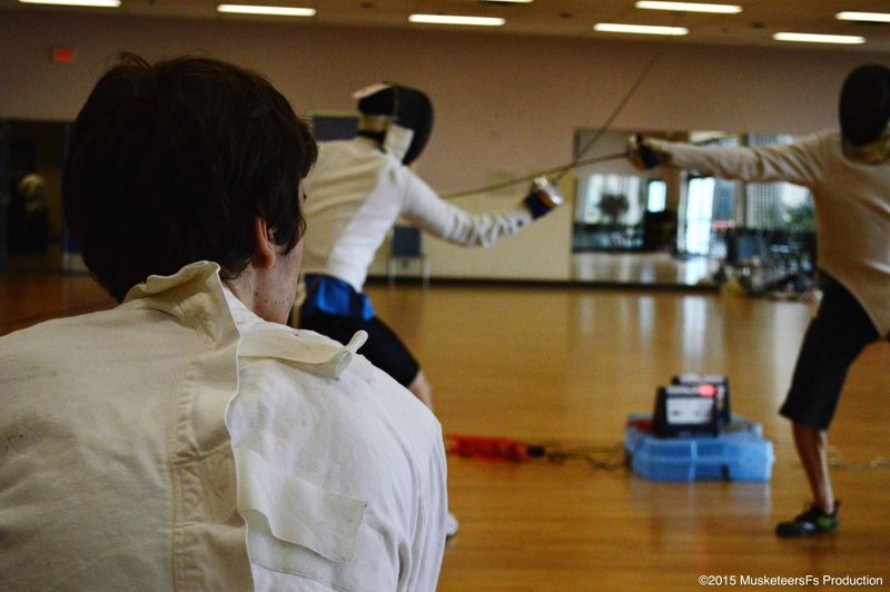 Alternative Fitness Fencing Musketeers First Eyeem Photo Learning Épée Sport Observing Ready Resting Adrenaline Calm Mental Sweat