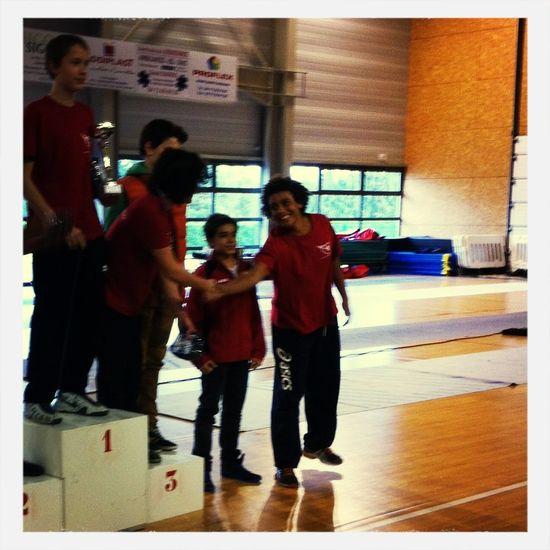 Fencing Respect Escrime Sport