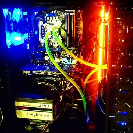 GamingPC Gaming PC Bilgisayar Asus Toughpower Rog Gamer Asus Watercooling Xyz