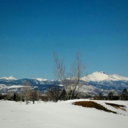 Longs Peak Colorado Photography Rocky Mountains Colorado Mountians Colorado Life Colorado Snow Spring Snow Blue Sky EyeEm Gallery Eyeem Photography Here Belongs To Me Landscapes With WhiteWall