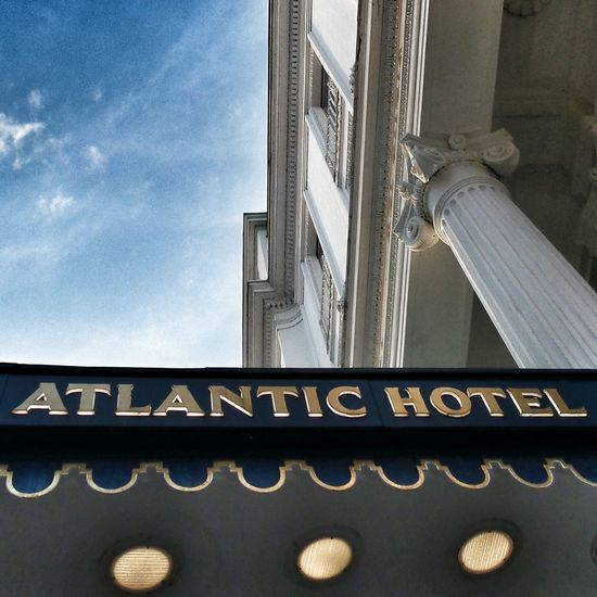 Atlantic Hotel Architecture Cityscapes Enjoying The Sights