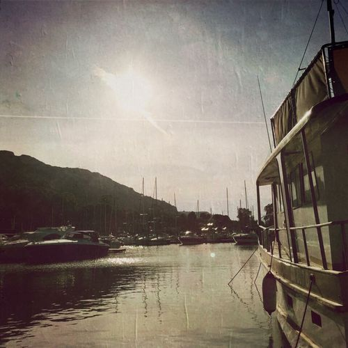 Marina in Spring AMPt - My Perspective NEM Boundlesslove NEM Landscapes NEM Painterly AMPt_community NEM Mood Hipstamatic