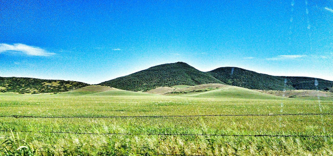 hills and pasture land In A Car Rule Of Thirds EyeEm Nature Lover EyeEm Gallery California On The Road Nature_collection Respect For The Good Taste Eye Em Nature Lover The Great Outdoors - 2015 EyeEm Awards