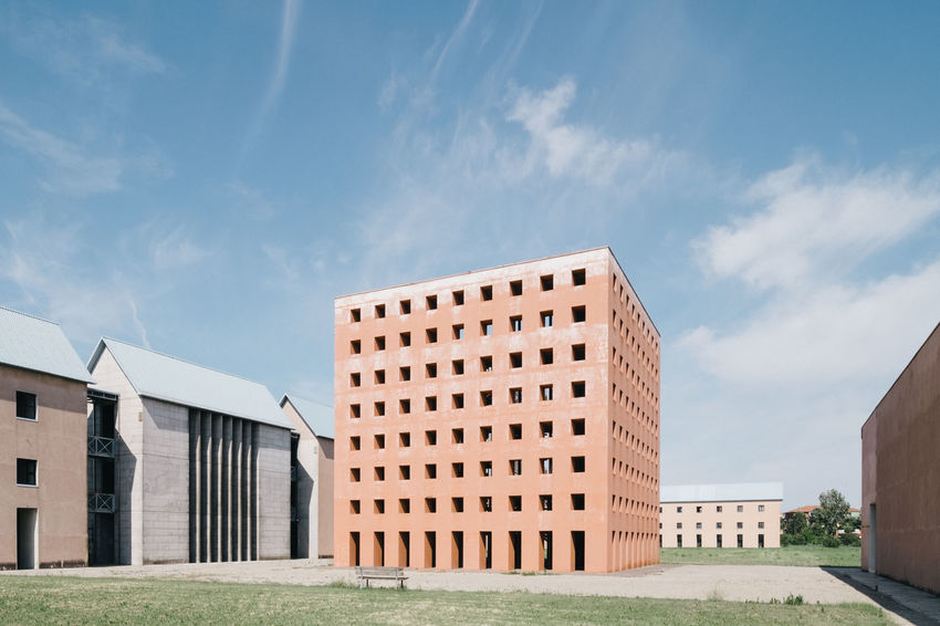 Cemetery Aldo Rossi Architect Architecture The Architect - 2018 EyeEm Awards