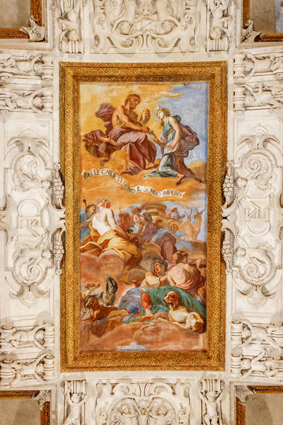 Italia Piedmont Italy Piemonte Architecture Bas Relief Building Exterior Built Structure Close-up Day Fresco Indoors  Italy No People Piedmont Reggia Venaria Reale