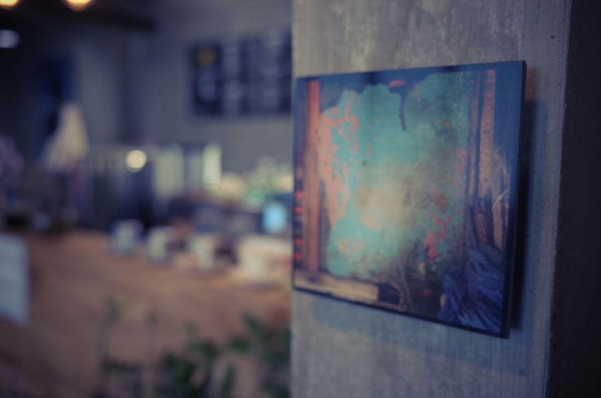카페 Korea Picture Multi Colored Artist Indoors  Close-up Art Studio The Media Day
