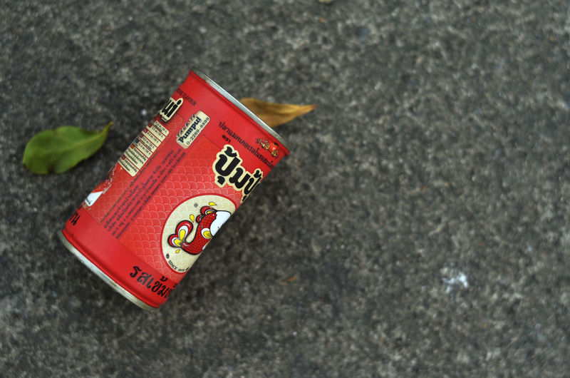 Can Fishcans Garbage Junk